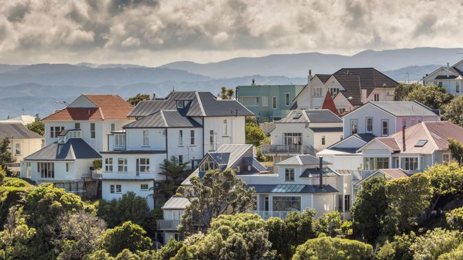 Mum and dad landlords own close to a third of houses in NZ and are frequently at the centre of political bartering. (Photo / Michael Craig)