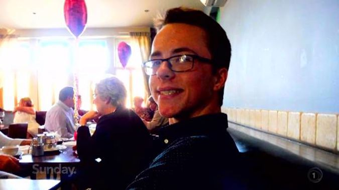 Mason Pendrous' body lay unnoticed for weeks in his university dorm room. Photo / TVNZ SUNDAY
