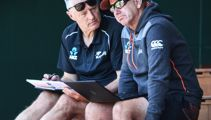 Gavin Larsen: We are still comfortable with picking the squad for 5 tests