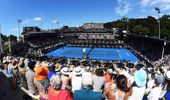 The ASB Classic could face some competition in the future. Photo / Photosport
