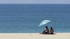 High temperatures are set to linger this week. (Photo / NZ Herald)