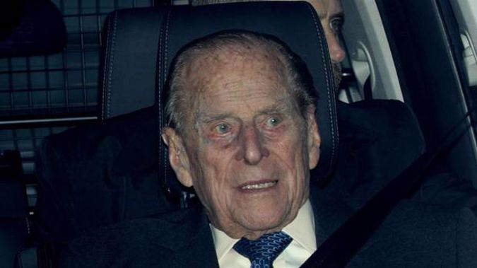 Prince Philip has been quoted as voicing his shock over the decision. (Photo / Getty)