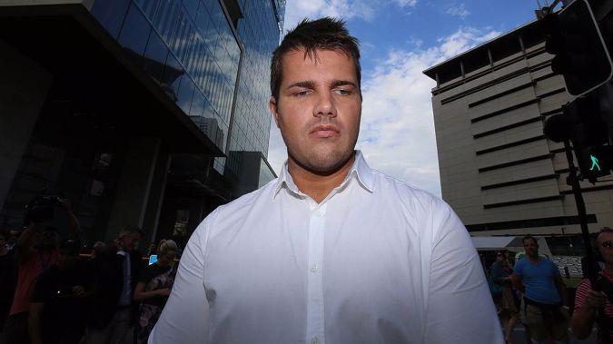 Gable Tostee has appeared frequently in the media since his acquittal. Photo / 60 Minutes