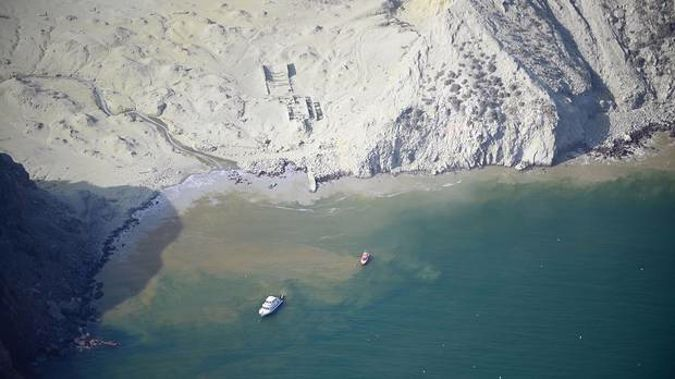 Twenty tourists and guides died when Whakaari/White Island erupted while they were visiting the volcano on December 9.