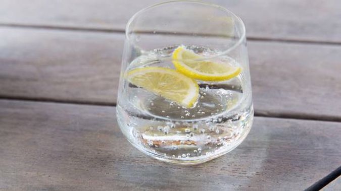 Sparkling water could be eroding your teeth as much as flavoured fizzy drinks. Photo / 123RF