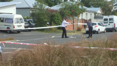 Armed police swarm Christchurch street after shooting