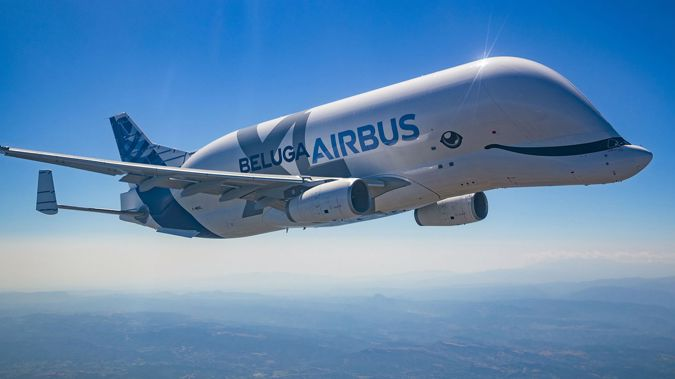 The BelugaXL entered service in January 2020. (Photo / Supplied by Airbus)