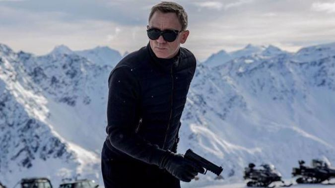 Daniel Craig as James Bond. (Photo / NZ Herald)