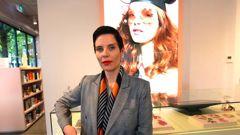 Fashion designer Karen Walker. Photo / Leon Menzies