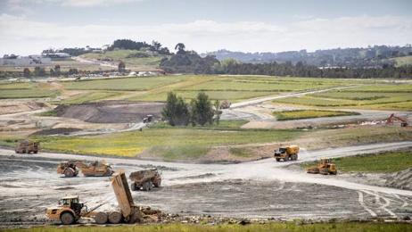 Ashley Church: NZ house-building hits highest mark since 1974