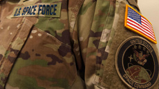 US Space Force uniform goes viral for all the wrong reasons