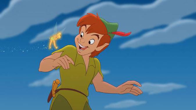 The next Peter Pan in the latest adaptation of the much-loved movie character could be a Kiwi. Supplied photo / Disney