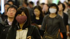 Chinese health authorities are on high alert over the mystery virus. (Photo / Getty)