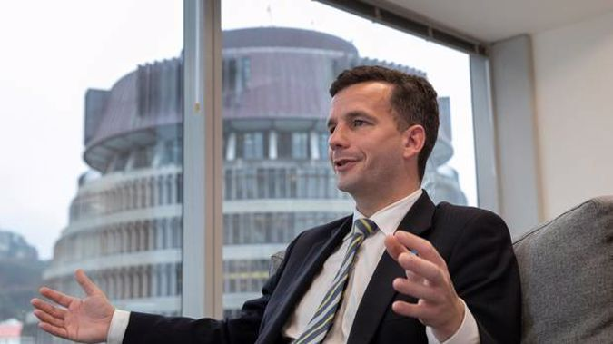 ACT leader David Seymour. (Photo / NZ Herald)