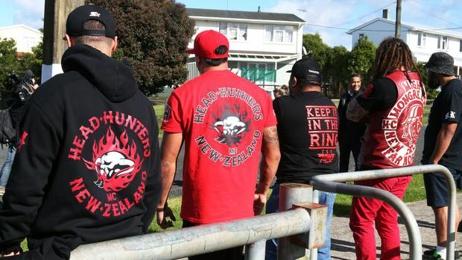 Stuart Nash: Police Minister admits New Zealand has a gang problem
