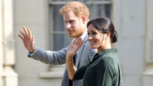 If Harry and Meghan can leave, why can't Australia? (Photo / File)