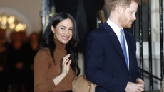 Richard Fitzwilliams: Prince Harry reunites with Meghan and Archie in Canada