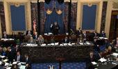 Supreme Court Chief Justice John Roberts is presiding over President Trump senate impeachment trial.