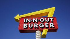 In-N-Out has advertised it is holding a pop-up shop in Auckland. Photo / Getty Images