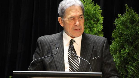 Winston Peters defends absence of NZ leaders at holocaust memorial event