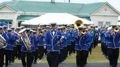 Ratana brass band. Photo / Bevan Conley