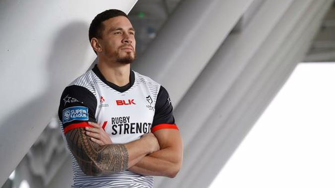 Sonny Bill Williams will play for the Toronto Wolfpack in the Super League this season. (Photo / Getty)