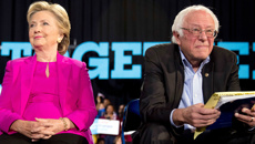 Hillary Clinton backtracks after saying no one likes Bernie Sanders