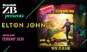 Win tickets for you and five friends to see Elton John live in Auckland