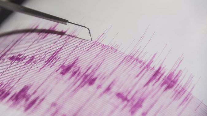 The 5.4 earthquake was felt by people across the country. (Photo / File)