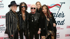 Steve Newall: Drummer Joey Kramer loses battle to play with Aerosmith at Grammys