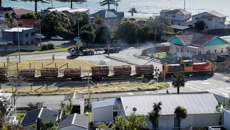 Log trains between Napier and Wairoa return after lengthy gap between trips