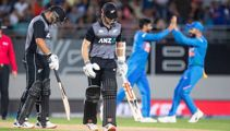 Black Caps embarrassed by India in 2nd Twenty20