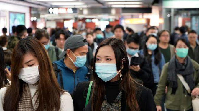 The virus has spread across Asia. Photo / AP