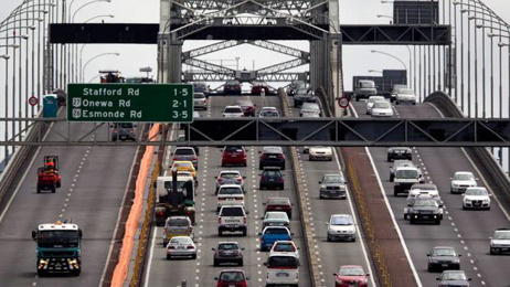 Oliver Hartwich: Study finds people eventually get on board with congestion charges