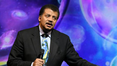 Neil deGrasse Tyson discusses his new book and Trump's Space Force
