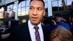 Israel Folau has a new home - at French rugby league club Catalan. (Photo / Getty)