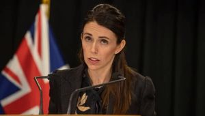 Jacinda Ardern says that she does not believe public broadcasting will detract from commercial players. (Photo / NZ Herald)