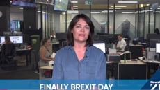 HDPA: I'm relieved it's finally Brexit day