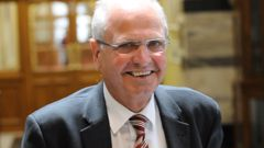 Former PM Mike Moore passed away after a lengthy health battle. (Photo / NZ Herald)
