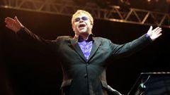 Elton's had enough. Photo / Otago Daily Times