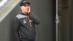New Zealand coach Gary Stead. Photo / Photosport