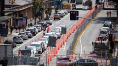 Traffic woes have plagued Aucklanders in recent months.  (Photo / NZ Herald)
