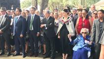 Aaron Dahmen: Election year political theatre begins at Waitangi
