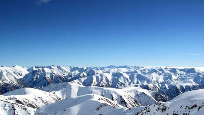 Antarctica has broken a five year temperature record. (Photo / NZ Herald)