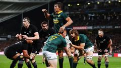 Is the All Blacks vs South Africa rivalry in jeopardy? Photo / Photosport