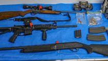 Ten arrests, $5 million of drugs seized in police operation