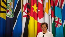 Sir Don McKinnon: Concerns about Baroness Scotland and the Commonwealth Secretariat
