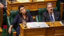 Jacinda Ardern's change of tack on trusting Winston Peters