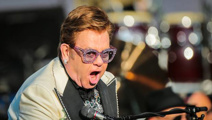 Badger gets bumped: Band that woke up Elton John cut from next concert