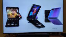 Samsung busts own embargo on Galaxy Z flip-phone